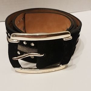 Michael Kors Leather Belt Size Small 554623